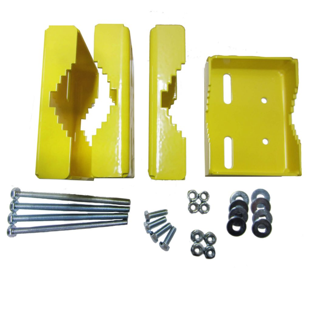 PS DOORS Angle Iron Adapater Kit