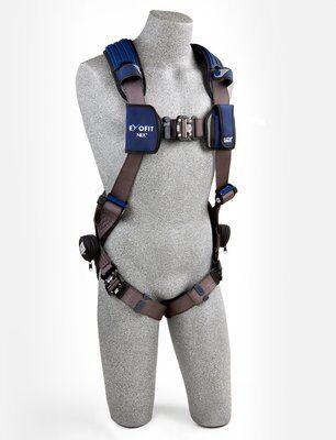 3M™ DBI-SALA® ExoFit NEX™ Vest-Style Harness 1113004, Medium, 1 EA 3M Product Number 1113004, 3M ID 70007426243
