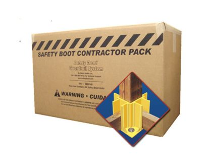 Safety Boot contractor pack of 24 boots