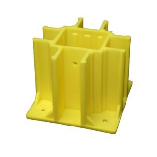 Safety boot guardrail by Safety Maker