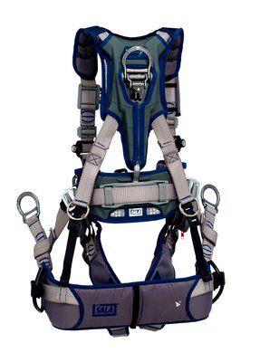 3M™ DBI-SALA® ExoFit STRATA™ Tower Climbing Harness 1112581, Medium, 1 EA2