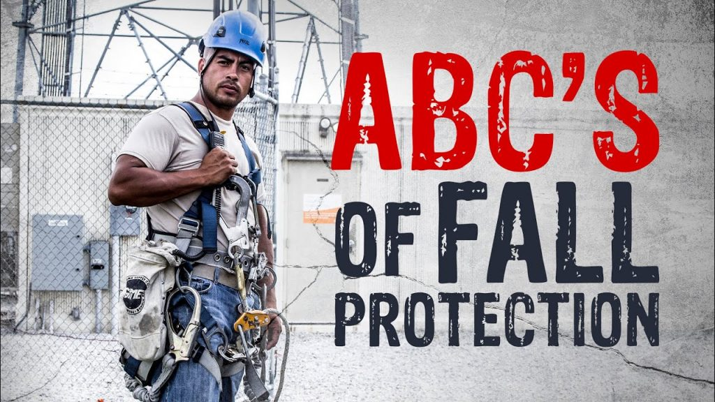 ABC's of Fall Protection