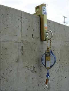 Concrete Parapet Anchor - 3M DBI-SALA 8523178