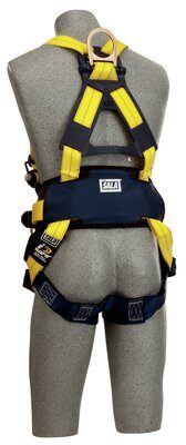 3M™ DBI-SALA® Delta™ Construction Style Positioning/Climbing Harness 1107801, Large, 1 EA 3M Product Number 1107801, 3M ID 70007413720 BACK