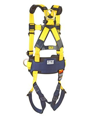 3M™ DBI-SALA® Delta™ Construction Style Positioning Harness 1110577, Large, 1 EA 3M Product Number 1110577, 3M ID 70007421491 BACK 2