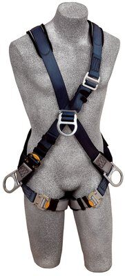 3M™ DBI-SALA® ExoFit™ Cross-Over Style Positioning Climbing Harness 1108700, Small, 1 EA