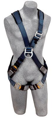 3M™ DBI-SALA® ExoFit™ Cross-Over Style Climbing Harness 1108675, Small, 1 EA - FRONT