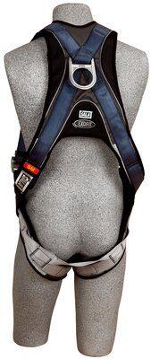 3M™ DBI-SALA® ExoFit™ Vest-Style Retrieval Harness 1108752, Medium, 1 EA - back
