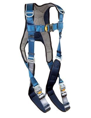 3M™ DBI-SALA® ExoFit™ Vest-Style Retrieval Harness 1108752, Medium, 1 EA - side view