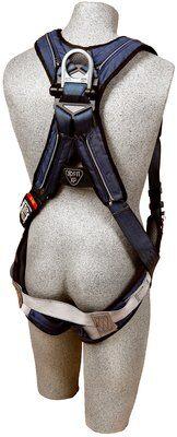 3M™ DBI-SALA® ExoFit™ XP Vest-Style Harness 1110102, Large, 1 EA - back