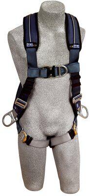 3M™ DBI-SALA® ExoFit™ XP Vest-Style Positioning/Climbing Harness 1109751, Medium, 1 EA 2