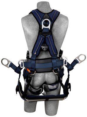 3M™ DBI-SALA® ExoFit™ XP Tower Climbing Harness 1110302, Large, 1 EA 2