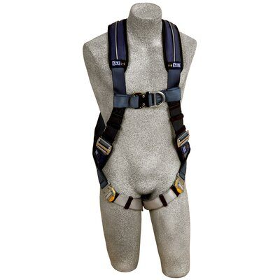 3M™ DBI-SALA® ExoFit™ XP Vest-Style Climbing Harness 1109726, Medium, 1 EA