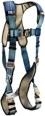 3M™ DBI-SALA® ExoFit™ XP Vest-Style Harness 1110102, Large, 1 EA front without manikin