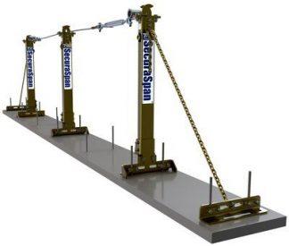 3M™ DBI-SALA® SecuraSpan™ Rebar/Shear Stud Horizontal Lifeline System 7400640, 1 EA