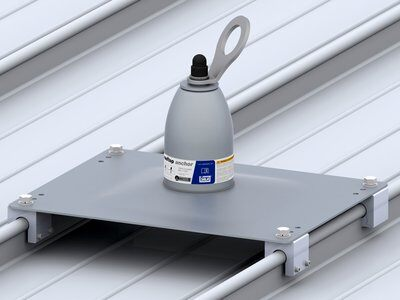 3M™ DBI-SALA® Roof Top Anchor 2100138, 1 EA 3M Product Number 2100138, 3M ID 70007451019
