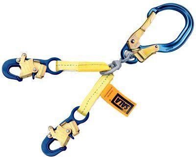 3M™ DBI-SALA® Web Rebar/Positioning Lanyard 1231520, 1 EA 3M Product Number 1231520, 3M ID 70007438859
