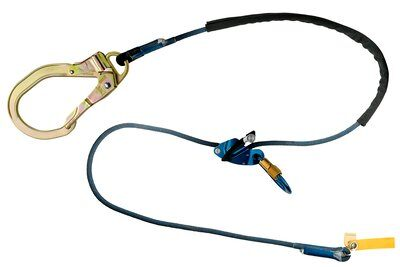 3M™ DBI-SALA® Rope Adjustable Positioning Lanyard, Trigger, 1234084, 1 EA -