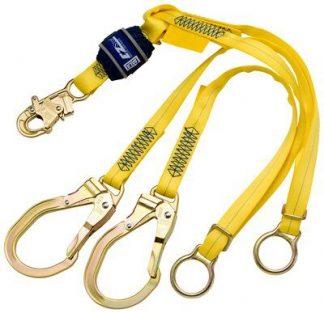 3M™ DBI-SALA® EZ-Stop™ Tie-Back 100% Tie-Off Shock Absorbing Lanyard 1246072, 1 EA 3M Product Number 1246072, 3M ID 70007444923