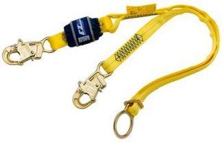 3M™ DBI-SALA® EZ-Stop™ Tie-Back Shock Absorbing Lanyard 1246085, 1 EA 3M Product Number 1246085, 3M ID 70007434320