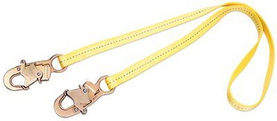 3M™ DBI-SALA® Web Positioning Lanyard 1231102, 1 EA 3M Product Number 1231102, 3M ID 70007429437 -