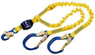 3M™ DBI-SALA® EZ-Stop™ 100% Tie-Off Shock Absorbing Lanyard 1246193, 1 EA 3M Product Number 1246193, 3M ID 70007446266