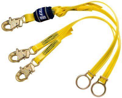 3M™ DBI-SALA® EZ-Stop™ Tie-Back 100% Tie-Off Shock Absorbing Lanyard 1246203, 1 EA 3M Product Number 1246203, 3M ID 70007446290