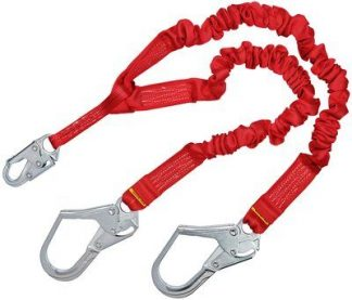 3M™ PROTECTA® PRO™ Stretch 100% Tie-Off Shock Absorbing Lanyard 1340161, 1 EA 3M Product Number 1340161, 3M ID 70007448536