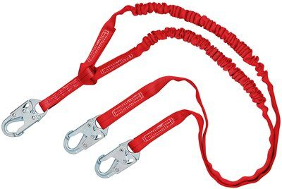 3M™ PROTECTA® PRO-Stop™ 100% Tie-Off Shock Absorbing Lanyard 1340240, 1 EA 3M Product Number 1340240, 3M ID 70007700456