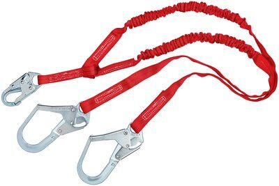 3M™ PROTECTA® PRO-Stop™ 100% Tie-Off Shock Absorbing Lanyard 1340250, 1 EA 3M Product Number 1340250, 3M ID 70007711172