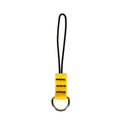 3M™ DBI-SALA® D-Ring Attachment with Cord 1500009, 10 EA/PACK 3M Product Number 1500009, 3M ID 70007448858 - Simple installation to most tools, pass the loop end through a pre-drilled hole or closed handle and choke-off to create an attachment point