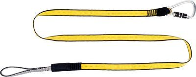 3M™ DBI-SALA® Hook2Loop Tool Tether, Medium Duty 1500050, 1 EA - The 3M™ DBI SALA® Hook2Loop Medium Duty Tool Tether is a very versatile extension that can be used with larger tools up to 35 lbs.