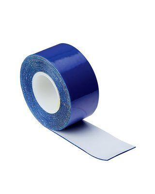 "3M™ DBI-SALA® Quick Wrap Tape II 1500168, Blue 1""x108"" - Quick-wrap tape II, blue, 1 in. x 9 ft. (2.54 cm x 2.74 m) length, used with 3M™ DBI-SALA® D-Rings and Tool Cinches to create instant tethering points on virtually any tool."