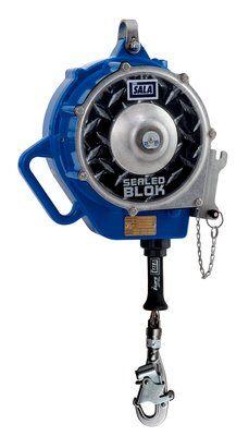 3M™ DBI-SALA® Sealed-Blok™ Self Retracting Lifeline, Retrieval/Bracket, Cable 3400882, 85 ft. (25.5m), 1 EA