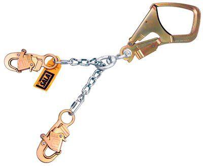 3M™ DBI-SALA® Rope Adjustable Positioning Lanyard, Trigger, 1234084, 1 EA