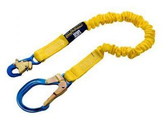 3M™ DBI-SALA® ShockWave™2 Shock Absorbing Lanyard 1244311, Yellow, 6 ft. (1.8m), 1 ea 3M Product Number 1244311, 3M ID 70007441713