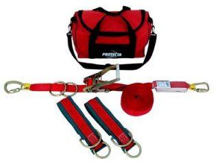 3M™ PROTECTA® PRO-Line™ Temporary Horizontal Lifeline System 1200101, EA 3M Product Number 1200101, 3M ID 70007704987, UPC 00840779010646