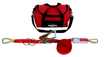 3M™ PROTECTA® PRO-Line™ Synthetic Horizontal Lifeline System 1200105, 1 EA 3M Product Number 1200105, 3M ID 70007710802