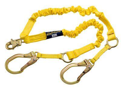 3M™ DBI-SALA® ShockWave™2 100% Tie-Off Rescue Shock Absorbing Lanyard 1244750, 1 EA 3M Product Number 1244750, 3M ID 70007444402