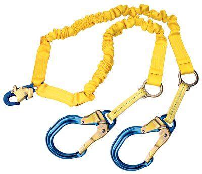 3M™ DBI-SALA® ShockWave™2 100% Tie-Off Rescue Shock Absorbing Lanyard 1244751, 1 EA 3M Product Number 1244751, 3M ID 70007444410