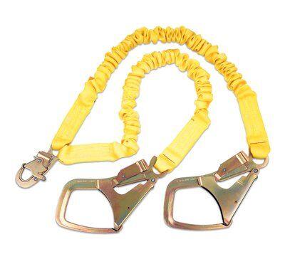 3M™ DBI-SALA® ShockWave™2 100% Tie-Off Shock Absorbing Lanyard 1244448, 1 EA 3M Product Number 1244448, 3M ID 70007441846