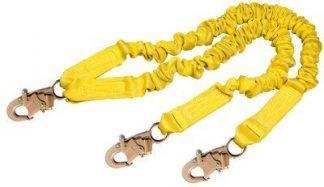 3M™ DBI-SALA® ShockWave™2 100% Tie-Off Shock Absorbing Lanyard 1244406, 1 EA 3M Product Number 1244406, 3M ID 70007432688