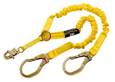 3M™ DBI-SALA® ShockWave™2 100% Tie-Off Rescue Shock Absorbing Lanyard 1244456, 1 EA 3M Product Number 1244456, 3M ID 70007441887