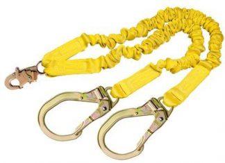 3M™ DBI-SALA® ShockWave™2 100% Tie-Off Shock Absorbing Lanyard 1244412, 1 EA 3M Product Number 1244412, 3M ID 70007441796