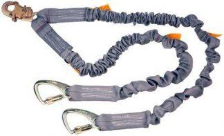 3M™ DBI-SALA® ShockWave™2 Tie-Back 100% Tie-Off Shock Absorbing Lanyard 1244675, 1 EA 3M Product Number 1244675, 3M ID 70007432936