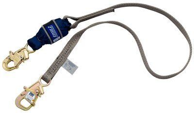 3M™ DBI-SALA® Force2™ Tie-Back Shock Absorbing Lanyard 1246173, 1 EA 3M Product Number 1246173, 3M ID 70007434700