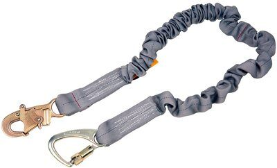 3M™ DBI-SALA® ShockWave™2 Tie-Back Shock Absorbing Lanyard 1244650, 1 EA 3M Product Number 1244650, 3M ID 70007442034