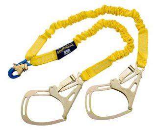 3M™ DBI-SALA® ShockWave™2 100% Tie-Off Shock Absorbing Lanyard 1244416, 1 EA 3M Product Number 1244416, 3M ID 70007441812