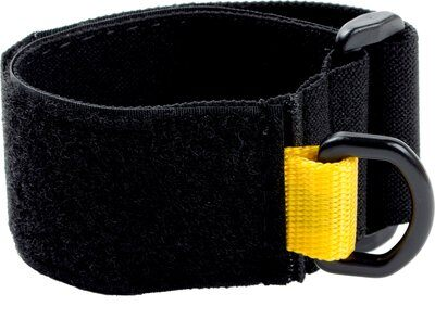3M™ DBI-SALA® Adjustable Wristband 1500082, 1 EA 3M Product Number 1500082, 3M ID 70007449252 - The 3M™ DBI SALA® Adjustable Wristband is constructed out of elastic webbing that can be adjusted to virtually any wrist size. Tools can be tied off from an attached ballistic nylon D ring.