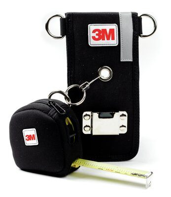 3M™ DBI-SALA® Tape Measure Holster with Medium Sleeve and Retractor 1500100, 1 EA 3M Product Number 1500100, 3M ID 70007438966